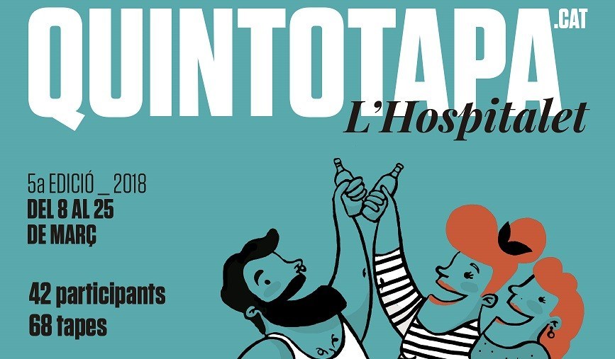 Premis Quinto Tapa 2018 L'Hospitalet